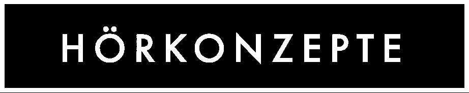 Logo Hörkonzepte in Marl
