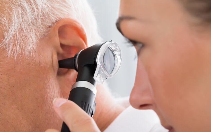 HNO Arzt Hörgeräte
